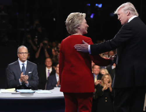 Donald Trump Wins First Debate